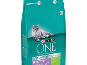 4 x 3kg Purina ONE Dry Cat Food - 15% Off!* - Adult Chicken & Whole Grains (4 x 3kg)