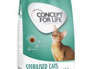 400g Concept for Life Dry Cat Food - Buy One Get One Half Price!* - Outdoor Cats (2 x 400g)