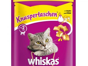 48 x 85g/100g Whiskas Pouches + 4 x 180g Temptations - Special Bundle!* - 1+ Fish Selection in Gravy (48 x 100g)