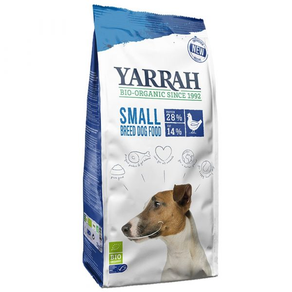 5kg Chicken Small Breed Yarrah Adult Dry Dog Food