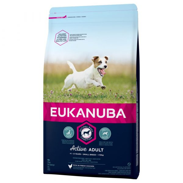 6kg Eukanuba Dry Dog Food - 5kg + 1kg Extra Free! - Growing Puppy Large Breed Chicken