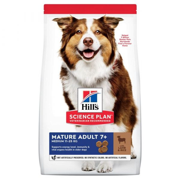 6x354g Beef Mature Adult Hill's Science Plan Wet Dog Food