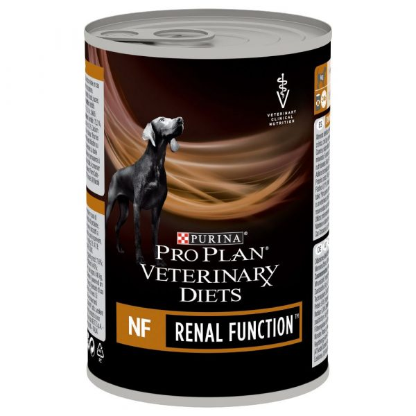 6x400g Renal Mousse Purina Pro Plan Veterinary Diets Wet Dog Food