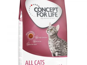 9kg/10kg Concept for Life Dry Cat Food + Animonda Milkies Mixed Pack Free!* - Maine Coon Adult (10kg)