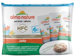 Almo Nature HFC Jelly Pouches Saver Pack - 24 x 55g