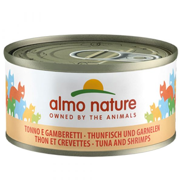 Almo Nature Tuna Selection Legend Wet Cat Food