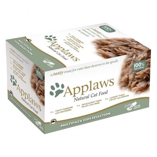 Applaws Chicken Selection Pot Mixed Multipack Wet Cat Food
