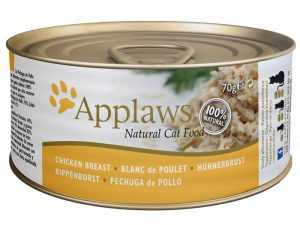 Chicken in Broth Mixed Pack - Supreme Collection Applaws Wet Cat Food