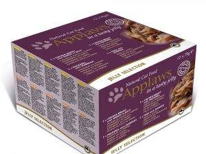 Jelly Selection Multipack Applaws Wet Cat Food
