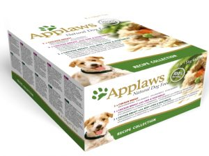 Applaws Recipe Collection Multipack Can Adult Dog Food 156g x 8