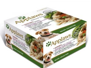 Applaws Recipe Selection Mixed Pack Wet Dog Food