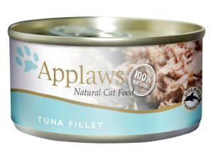 Tuna Fillet with Cheese Applaws Wet Cat Food