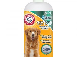 Arm & Hammer Advanced Care Dental Water Additive for Dogs