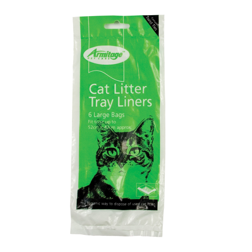 Armitage Cat Litter Tray Liners Large