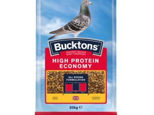 Bucktons High Protein Economy Pigeon Food 20kg