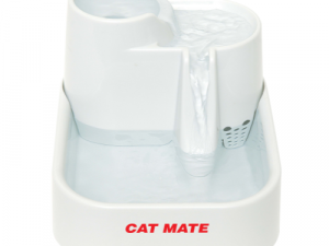 Cat Mate Fresh Water Drinking Fountain for Cats & Dogs Water Fountain