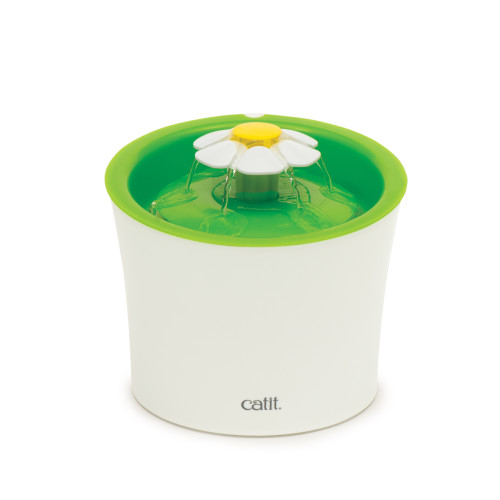 Catit 2.0 Flower Fountain for Cats & Small Dogs 3 Litre Water Fountain