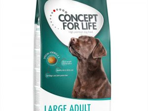 Large Adult Concept for Life Dry Dog Food