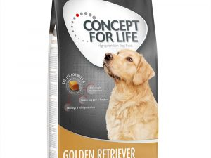 Adult Golden Retriever Concept for Life Dry Dog Food