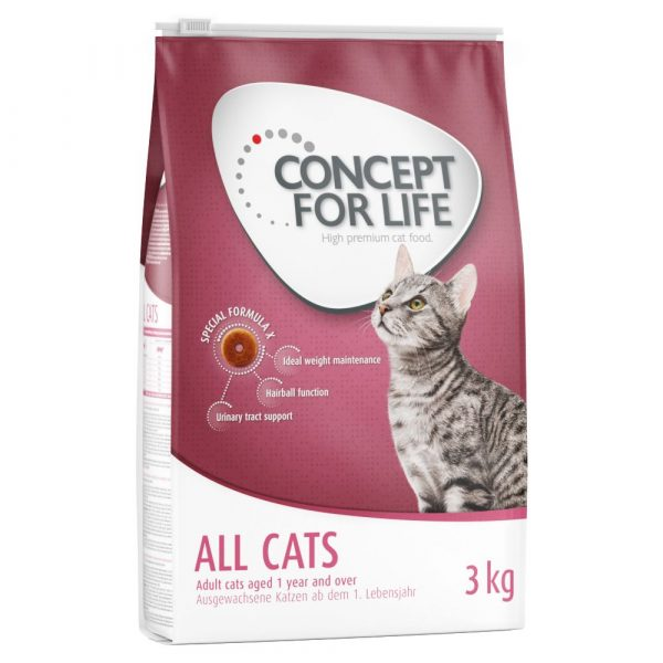 Concept for Life All Cats Dry Cat Food