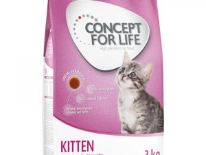Kitten Concept for Life Dry Cat Food