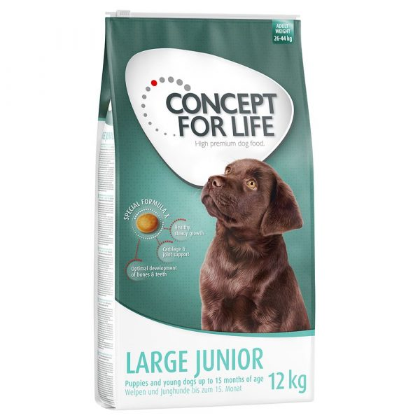 Concept for Life Large Junior Dry Dog Food