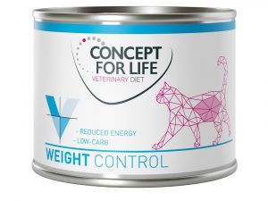 Weight Control Concept for Life Veterinary Wet Cat Food
