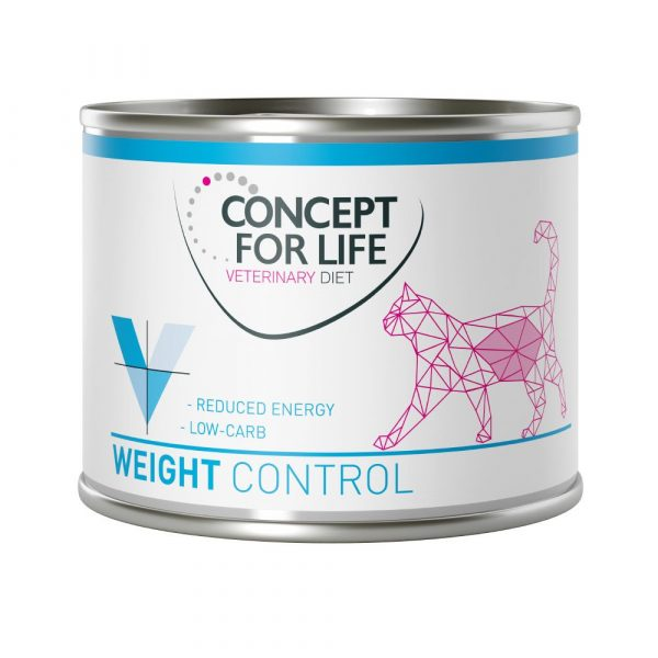 Concept for Life Veterinary Weight Control Cat Food