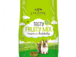 Country Value Fruity Nuggets for Rabbits 10kg