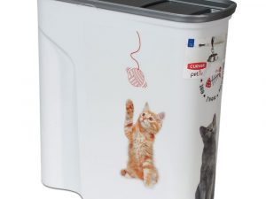 Curver Dry Cat Food Container - 4kg capacity