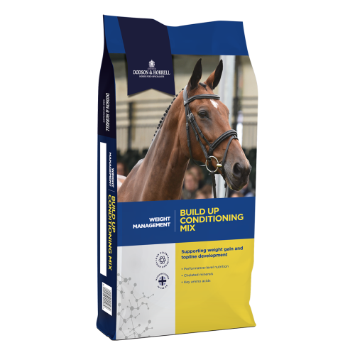 Dodson & Horrell Build Up Conditioning Mix for Horses 20kg
