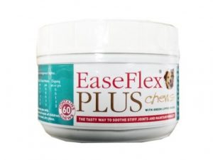Easeflex Plus Chews with Green Lipped Mussel 60 Chews