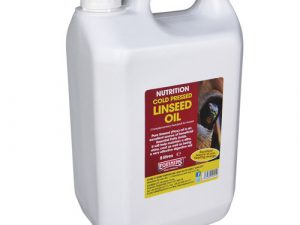 Equimins Linseed Oil Horse Supplement 5 Litres