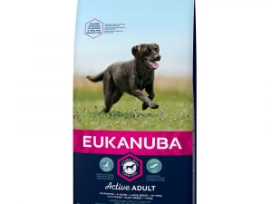Chicken Large Breed Active Adult Eukanuba Dry Dog Food