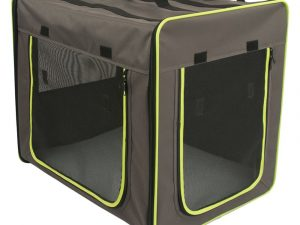 First Class Basic Dog Transport Crate Size S