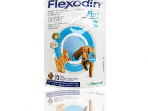 Flexadin Plus Chewable Tablets for Dogs & Cats Small Dog/Cat - 90 tabs