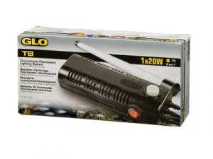 GLO T8 Conventional Fluorescent Lighting System for T8 bulb