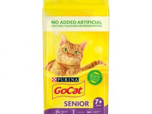 Go-Cat Chicken & Rice with Vegetables Senior Cat Food 2kg x 2