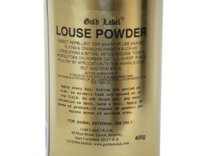 Gold Label Louse Powder for Horses 400g