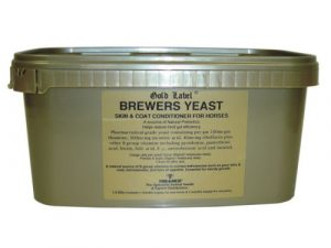 Gold label Brewers Yeast Horse Supplement 1.5kg