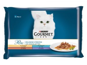 Seafood Duo Mixed Pack Gourmet Perle Wet Cat Food