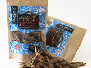 Green & Wilds Bag of Tiddlers Cat & Dog Treats 75g