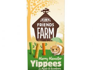 Harry Hamster Yippees with Apple & Sweetcorn 120g