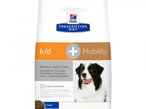 Mobility Kidney + Joint Hill's Prescription Diet Dog Food