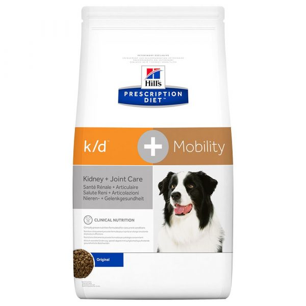 Hill's Prescription Diet Mobility Kidney + Joint Dry Dog Food