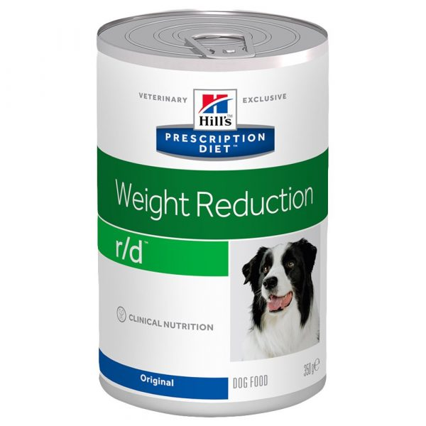 Hill's Prescription Diet Weight Reduction Canine Wet Dog Food Saver Pack