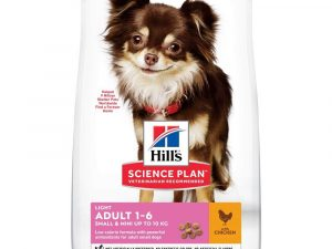 Adult Mini Light Chicken Hill's Science Plan Dry Dog Food