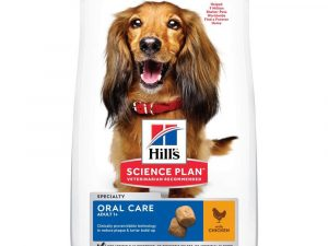 Oral Care Adult Hill's Science Plan Dry Dog Food