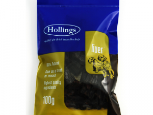Hollings Liver Air Dried Pack 100g