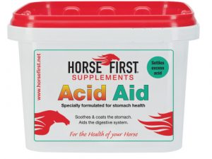 Horse First Acid Aid Horse Supplement 1.5kg